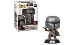Funko Pop! Star Wars: The Mandalorian - The Mandalorian (NYCC Exclusive) - Pop Vinyl Figure #330
