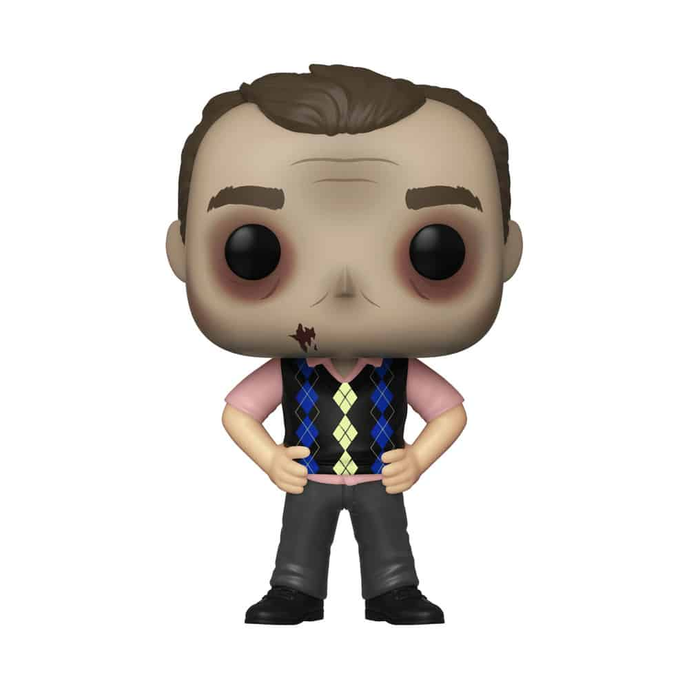1000 Zombieland Bill Murray (Chase) Funko Pop Funkoween Figure