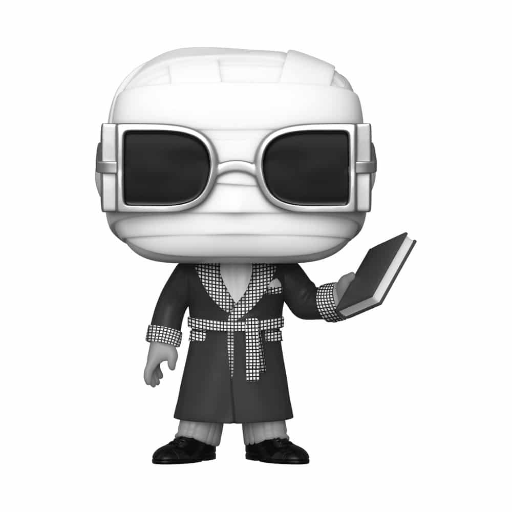 605 Universal Monsters The Invisible Man Funkoween Funko Pop Figure