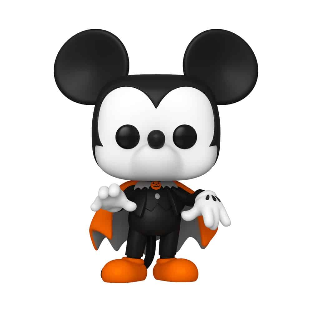 795 Disney Hallowen Mickey Mouse Funkoween Funko POP Figure