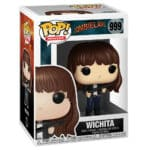 999 Zombieland Wichita Funko Pop Funkoween Figure Box