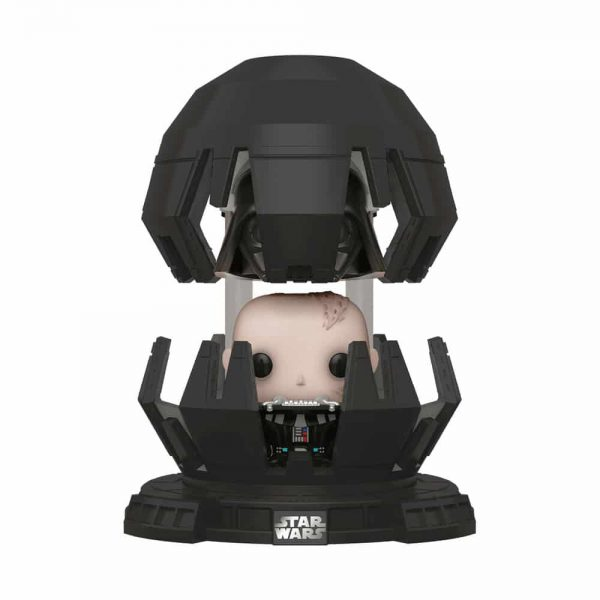 Funko Pop! Star Wars: Episode V The Empire Strikes Back the 40th Anniversary: Darth Vader In Meditation Chamber Funko Pop! Vinyl Figure