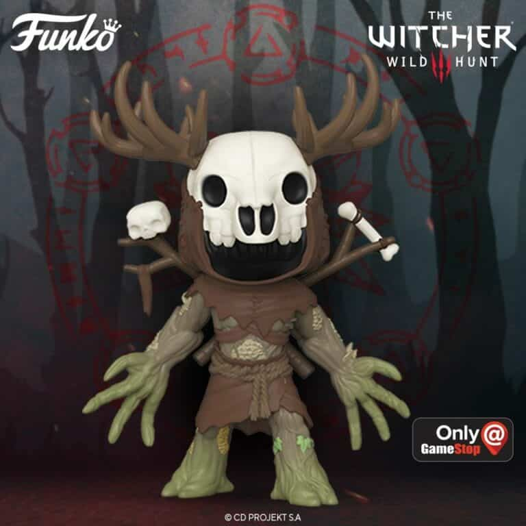 Funko E3 2020 Exclusives Pop! Games - The Witcher III: Wild Hunt Leshen 6-inch