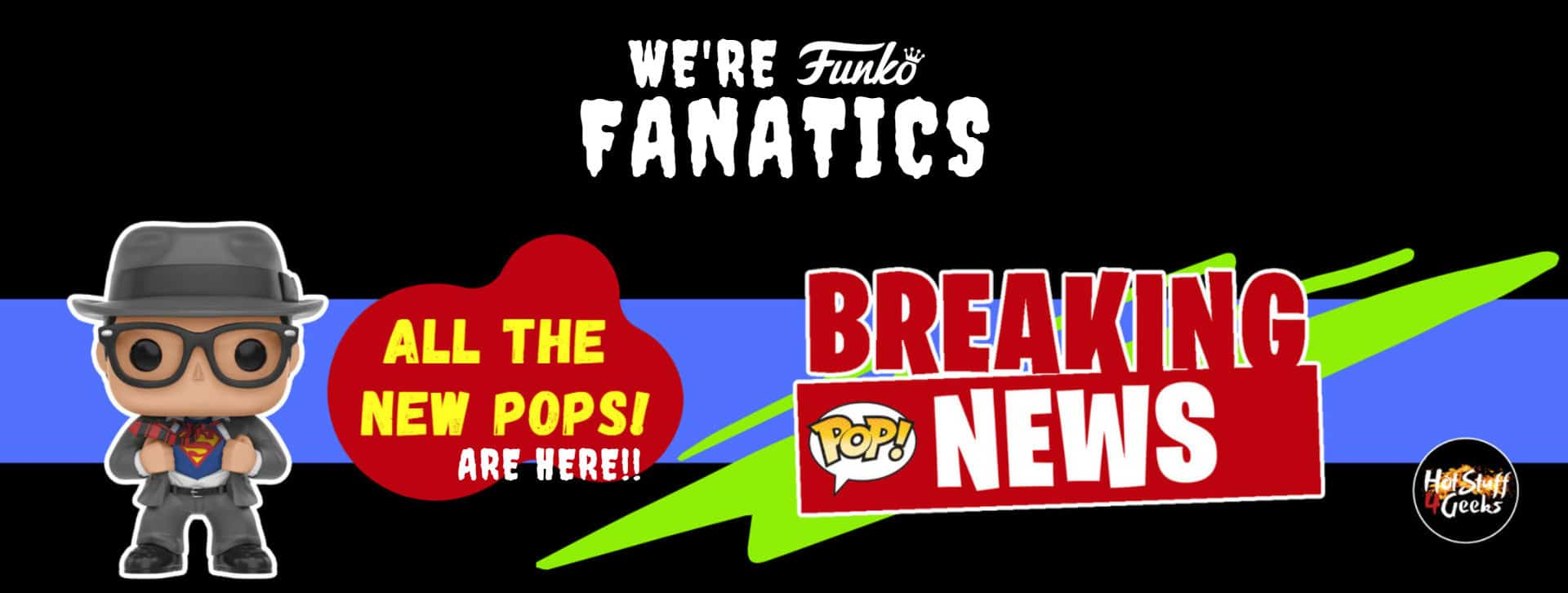We're Funko Fanatics! We search the world for all Funko POPs to better serve the community. Find here the best Funko Pop! Vinyl Figures and shopping guides