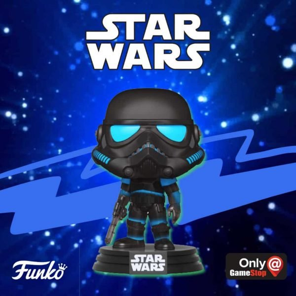 Funko POP! Games Star Wars The Force Unleashed Shadow Trooper Vinyl Figure