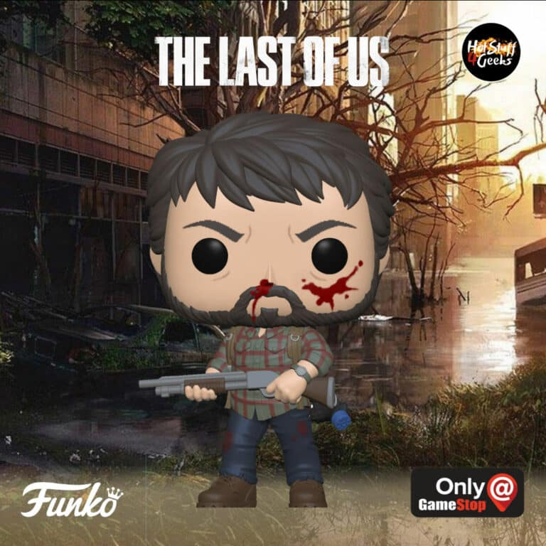 Funko POP! Games The Last of Us – Joel GameStop Exclusive