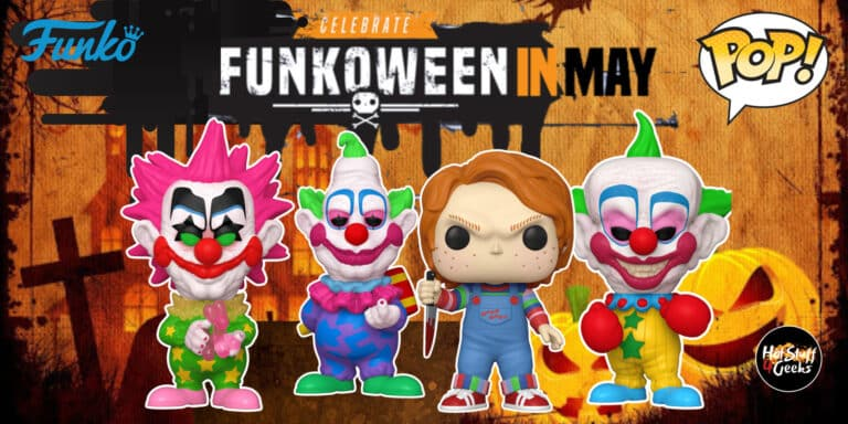 Funkoween: Funko POP! Halloween in May 2020 List Gallery Exclusives