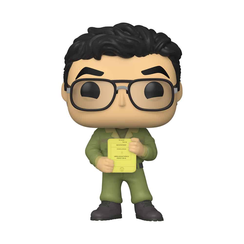 Funko POP! Movies Stripes - Russell Figure