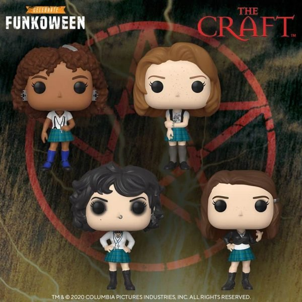 Funko POP Movies The Craft Fankoween Series 2020