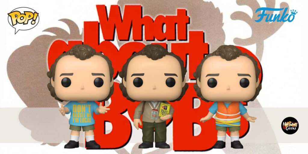 Funko POP! Movies What About Bob List, Gallery & Exclusives
