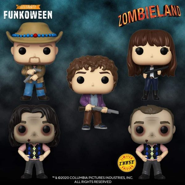 Funko POP Movies Zombieland Fankoween Series 2020