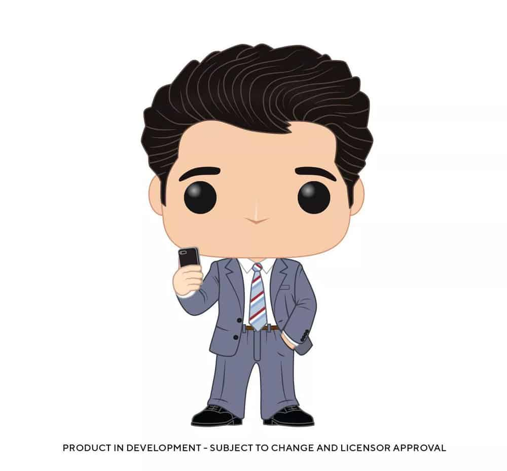 Funko POP! TV Space Force - F. Tony Scaramucci (Target Exclusive)