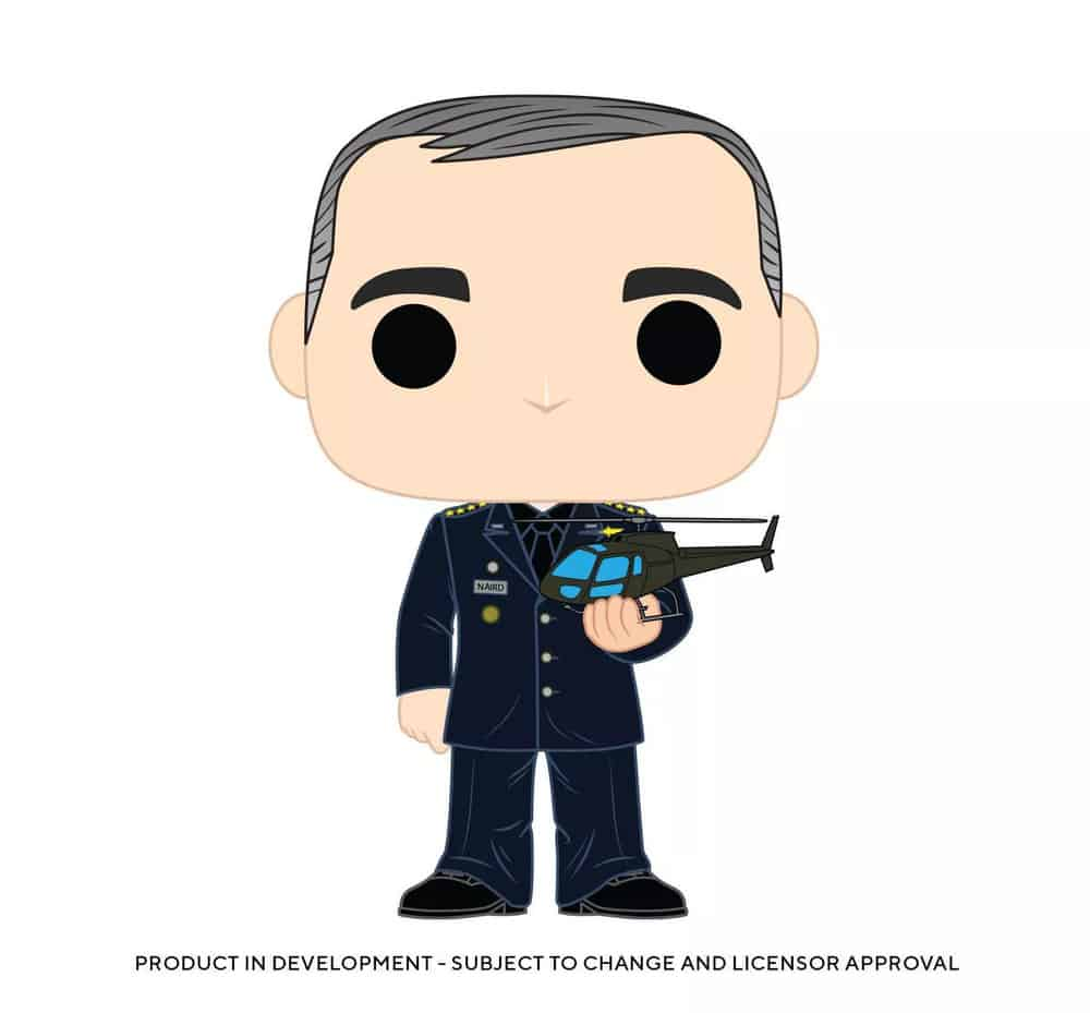 Funko POP! TV Space Force - Formal Mark R. Naird