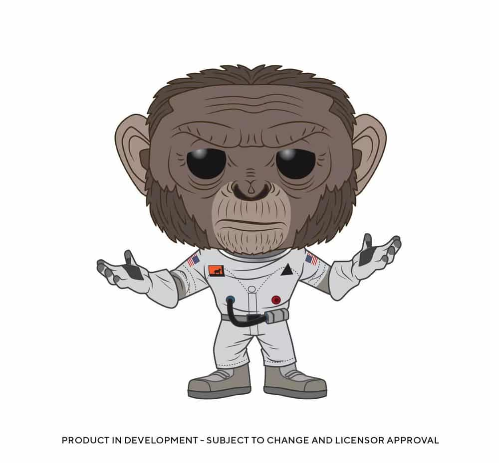 Funko POP! TV Space Force - Marcus the Chimstronaut