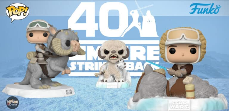 Funko Pop Star Wars 20th Anniversary Empire Strikes Back