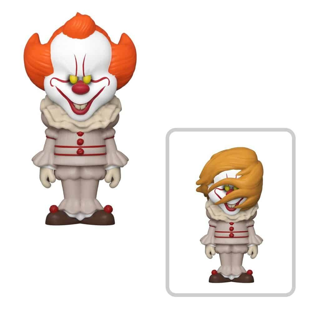 IT Pennywise Soda Vinyl Figure