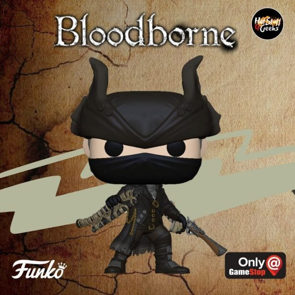 POP! Games Bloodborne - The Hunter Funko Pop Vinyl Figure