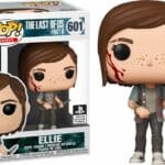 POP! Games The Last of Us - Ellie Funko POP Figure and Box