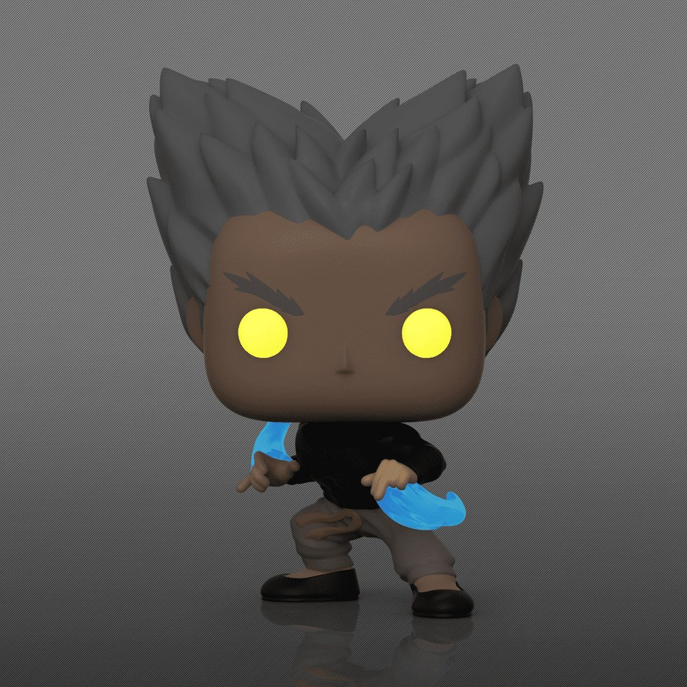 Pop! Animation One Punch Man - Garou Glow In The Dark Specialty Series Funko Pop Vinyl figures