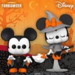 Pop! Disney - Disney Halloween Funkowwen Funko POP Set