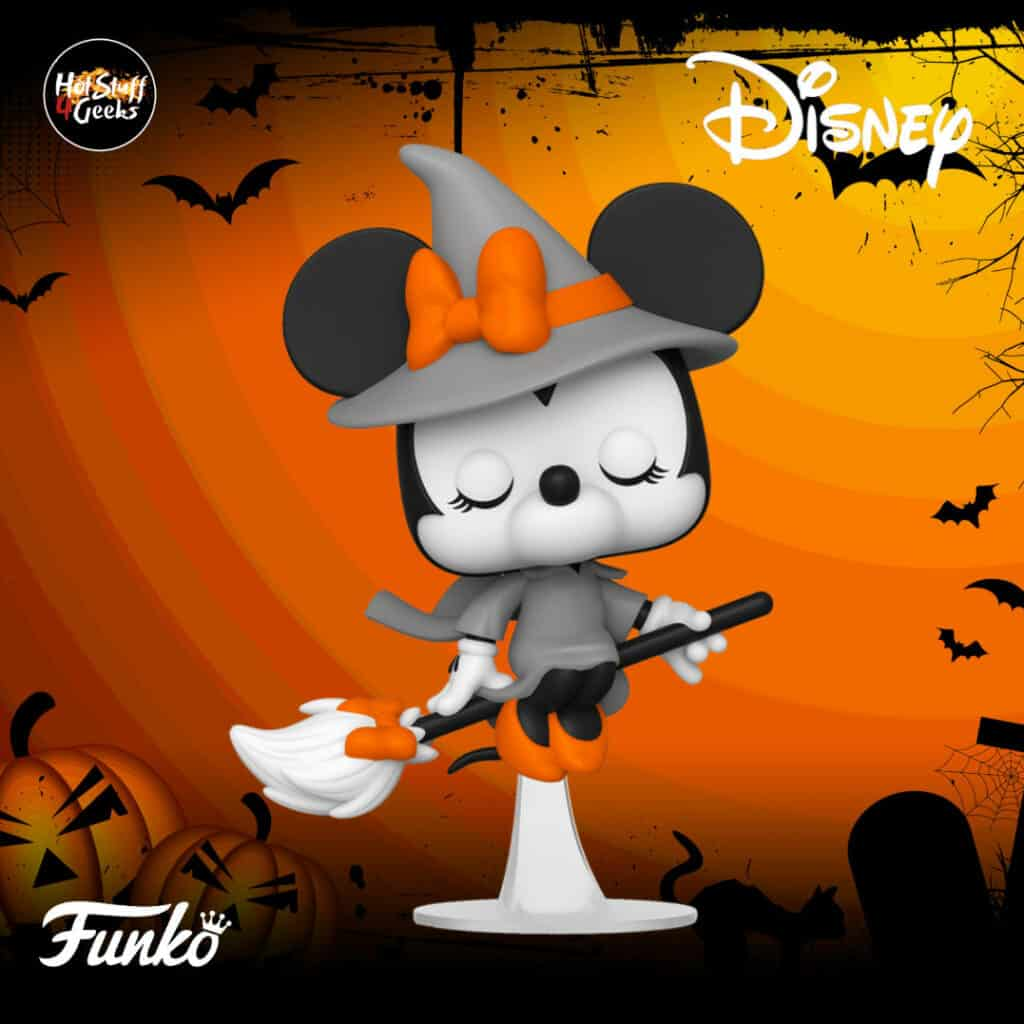 Pop! Disney Halloween Witchy Minnie Funko Pop Vinyl Figure
