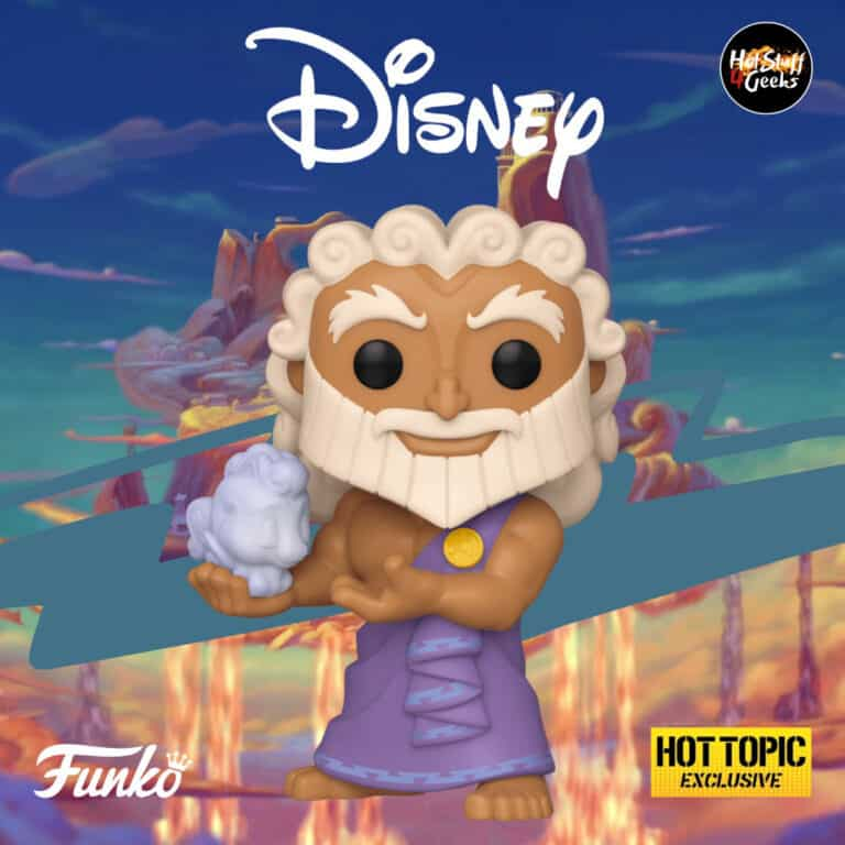 Pop! Disney Hercules - Zeus Funko Pop Vinyl Figure