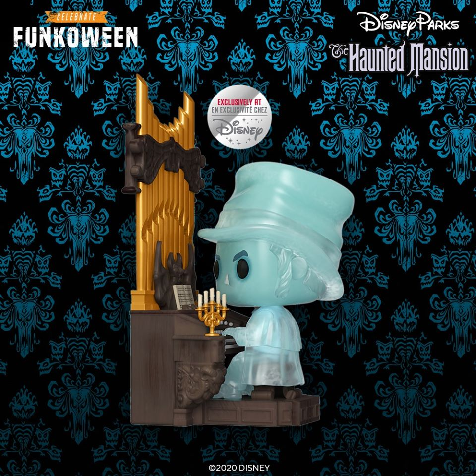Pop! Disney Parks The Haunted Mansion Victor Gueist Figure