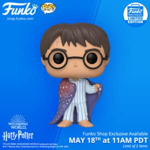 Pop! Harry Potter - Harry in Invisibility Cloak