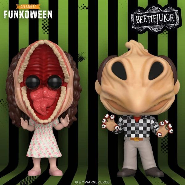 Pop! Movies - Beetlejuice Funkoween Funko POP figures