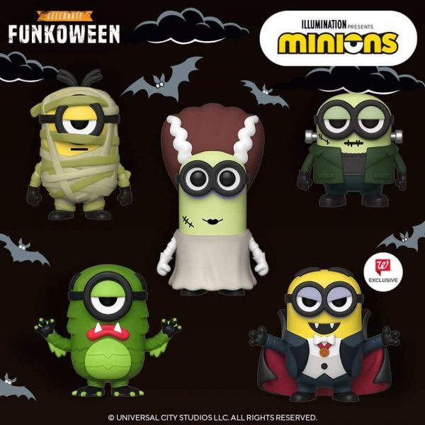 Pop! Movies - Minions Fankoween Funko Pop figures