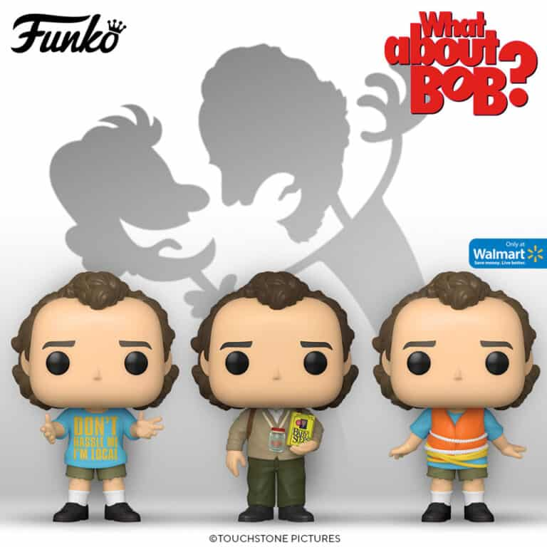 Pop! Movies - What About Bob