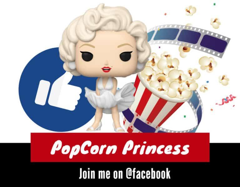 PopCorn Princess Facebook