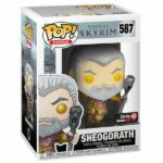 The Elder Scrolls V Skyrim Sheogorath with Wabbajack Funko Pop vinyl Figure Box