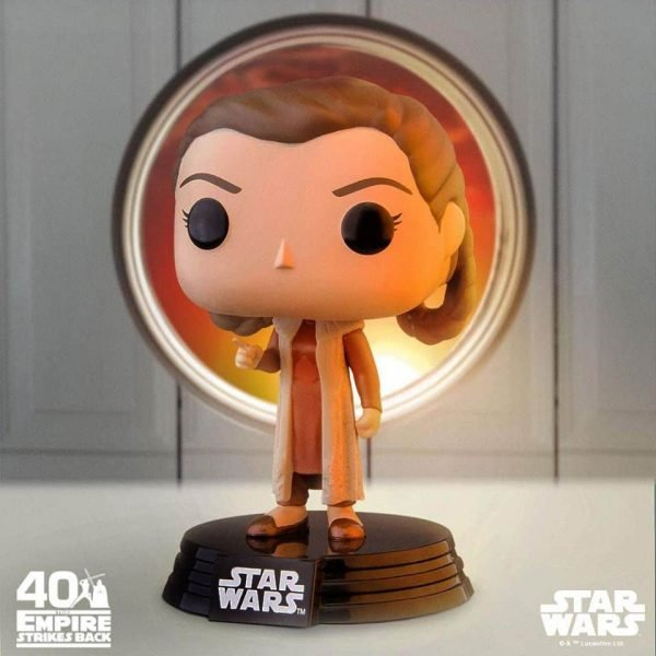 Funko Pop! Star Wars: Episode V The Empire Strikes Back the 40th Anniversary - Princess Leia - Funko Pop! Vinyl Figure