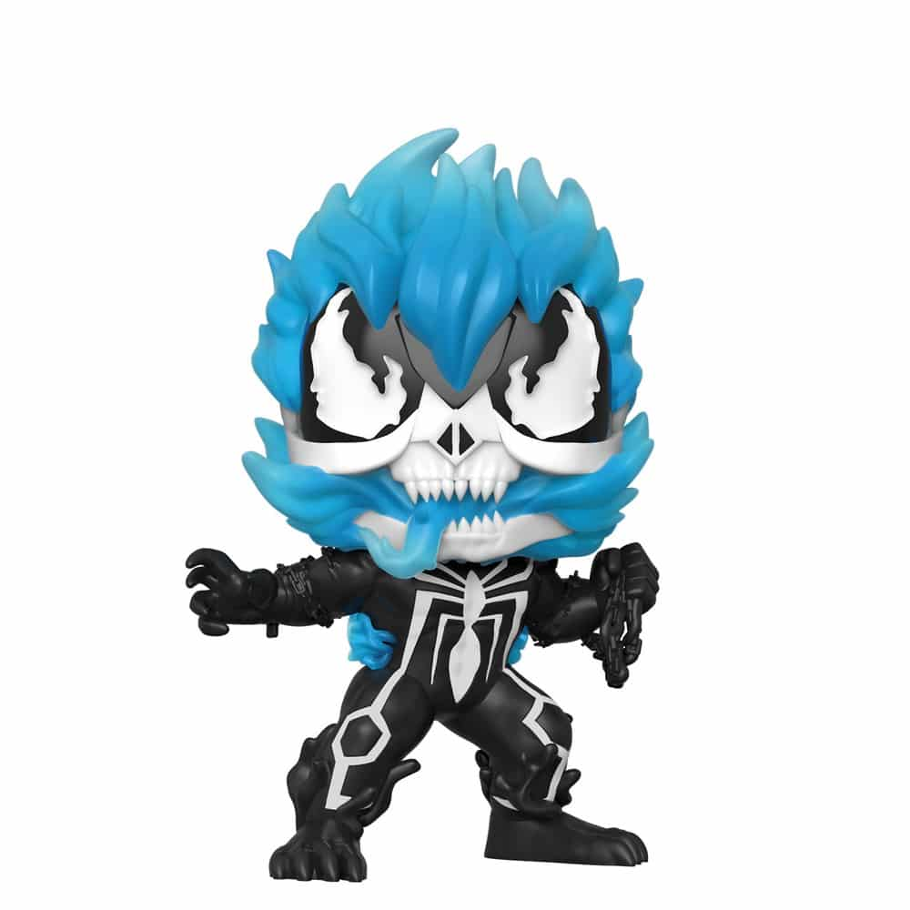 Venom Venomized Ghost Rider #369 Pop Vinyl Funko Exclusive Marvel