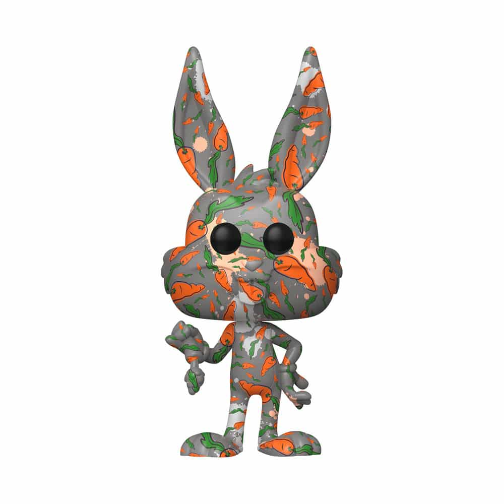 Bugs Bunny 80th Anniversary Bugs Bunny With Carrots Pop! Vinyl Figure