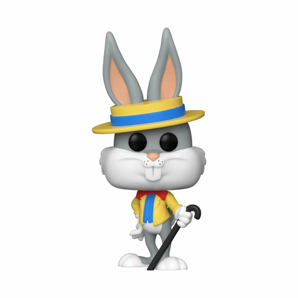 Bugs Bunny 80th Anniversary Bugs in Show Outfit Pop! Vinyl Figure