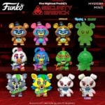 Funko Five Nights at Freddy's Security Breach Mystery Minis