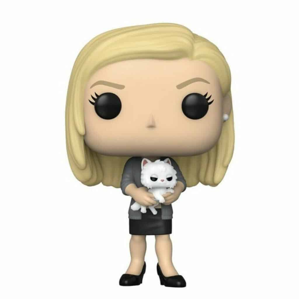 Funko POP! Television The Office Angela Martin with Sprinkles GameStop Exclusive Funko Pop Vinyl Figure