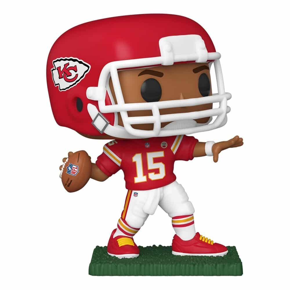Funko Pop NFL Kansas City Chiefs Patrick Mahomes Pop! Vinyl Figure