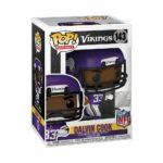Funko Pop NFL Minnesota Vikings Dalvin Cook Pop! Vinyl Figure Box
