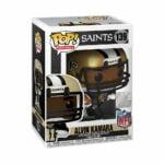 Funko Pop NFL Saints Alvin Kamara Pop! Vinyl Figure Box