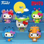 Funko Pop! Sanrio Hello Kitty Kaiju Funko Pop Wave 2020