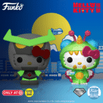 Funko Pop! Sanrio Hello Kitty Kaiju Funko Pop Wave Exclusives 2020