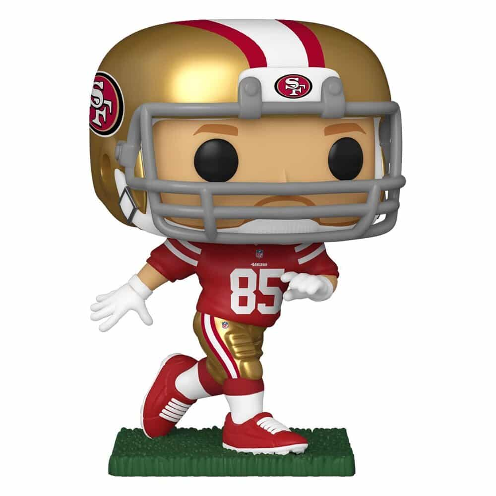 Funko Pop Sports NFL 49ers George Kittle Pop! Vinyl Figure
