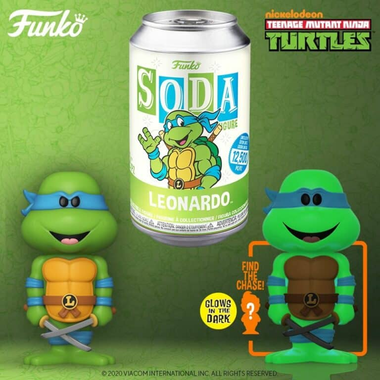 Funko Vinyl Soda - Teenage Mutant Ninja Turtles - Leonardo