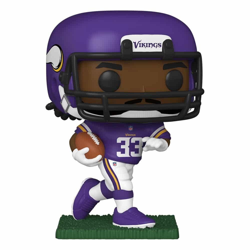 Funko pop NFL Minnesota Vikings Dalvin Cook Pop! Vinyl Figure