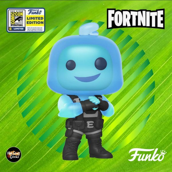 Funko Pop! Games: Fortnite- Rippley Funko Pop! Vinyl Figure - SDCC 2020 and Walmart Shared Exclusive