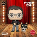 Pop! Icons Stephen King with Molly aka The Thing of Evil Funko Pop Vinyl Figure BAM Exclusive