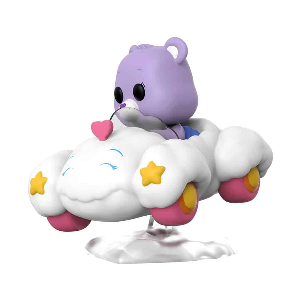 Pop! Rides Care Bears – Share Bear with Cloud Mobile Funko Shop Exclusive